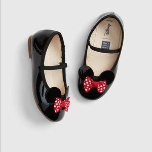 Gap Minnie Mouse Flat Shoes